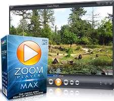 پلیر حرفه ای صوتی و تصویری  ، Zoom Player MAX 12.5.Build.1250