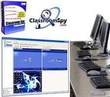 نظارت و کنترل روی رایانه ها، Classroom Spy Professional 3.9.17