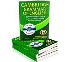 دانلود مجموعه آموزش گرامر زبان انگلیسی Cambridge Grammar of English