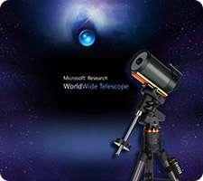 تلسکوپ مجازی مایکروسافت، Microsoft WorldWide Telescope 5.0.3