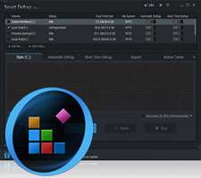 یکپارچه سازی هارد دیسک، IObit SmartDefrag 3.2.0.332 Final