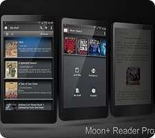 مشاهده و مدیریت کتاب های الکترونیکی در اندروید، Moon+ Reader Pro 2.6.3