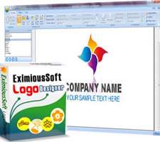 طراحی حرفه ای لوگو و آرم + پرتابل، EximiousSoft Logo Designer 3.65