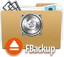 پشتیبان گیری قدرتمند از اطلاعات، Fbackup 6.2.245
