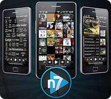 موزیک پلیر قدرتمند در اندروید، n7player Music Player 2.3.6