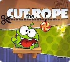 دانلود بازی Cut the Rope 2.4.7 بازی فکری طناب را ببر + HD در اندروید