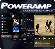 پلیر حرفه ای فایل های صوتی در اندروید، Poweramp Music Player 2.0.9