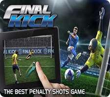 بازی زیبا و مهیج ضربات پنالتی در اندروید، Final kick 1.0.8