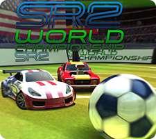بازی مهیج و جذاب فوتبال ماشین ها، SoccerRally 2 World Championship 1.08
