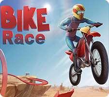 بازی زیبای مسابقه موتور سواری در اندروید، Bike Race Pro by T.F.Games 3.7.1