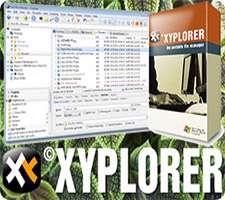 مدیریت فایل ها و اطلاعات رایانه + پرتابل، XYplorer 14.20.0200