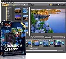 ساخت کلیپ تصویری و اسلایدشو با تصاویر + پرتابل، Photo Slideshow Creator 4.31