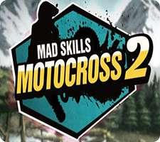 بازی مهیج و جذاب موتور کراس، Mad Skills Motocross 2 1.2.5