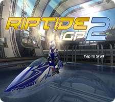 بازی مهیج و ورزشی جت اسکی، Riptide GP2 1.2