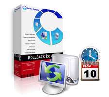 بازگردانی ویندوز به زمان گذشته، RollBack Rx 10.2 Build 2699483149