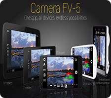دانلود Camera FV-5 2.38 دوربین عکاسی فوق حرفه ای در اندروید
