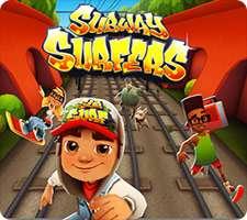 دانلود بازی Subway Surfers 1.55.1   بازی مهیج فرار در مترو