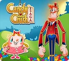 دانلود بازی Candy Crush Saga 1.84.0.3 بازی جذاب و سرگرم کننده کندی کراش