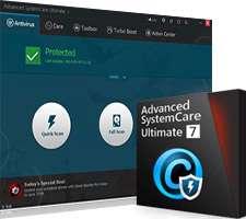بهینه سازی قدرتمند سیستم، Advanced SystemCare Ultimate 7.1.0.625