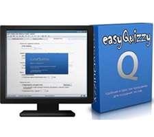 ساخت و طراحی آزمون های مجازی، easyQuizzy 2.0 Build 441