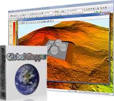 ابزار قدرتمند نقشه برداری، Global Mapper 15.2.3