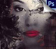 رازهای طراحی خلق یک تصویر خارق العاده با ترکیب تصاویر در فتوشاپ