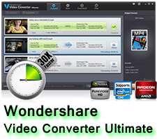 مبدل حرفه ای فایل های ویدیویی + پرتابل، Wondershare Video Converter Ultimate 7.3.1.1