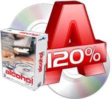 رایت و مدیریت CD و DVD + پرتابل، Alcohol 120% 2.0.3.6828 Retail