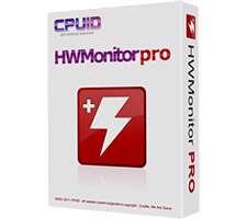 نمایش عملکرد CPU و قطعات سخت افزاری، CPUID HWMonitor Pro 1.20