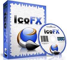 طراحی و ساخت آیکون + پرتابل، IcoFX 2.8
