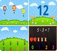 دانلود Kids Numbers and Math 1.28.1 بازی آموزشی برای کودکان در اندروید