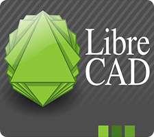 طراحی نقشه های دو بعدی، LibreCAD 2.1.2