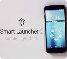 لانچر زیبا و متفاوت اسمارت در اندروید، Smart Launcher 2 2.10-7