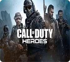 دانلود بازی Call of Duty Heroes 1.1.0 بازی کال آف دیوتی قهرمانان اندروید