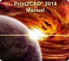 دانلود Print2CAD 2014 v11.20.0.0 تبدیل Pdf به فایل های اتوکد
