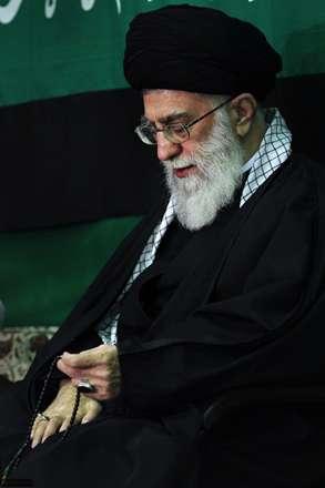 ایران که کوفه نیست که تنها شود علی/این سرزمین طنین اطعنا گرفته است