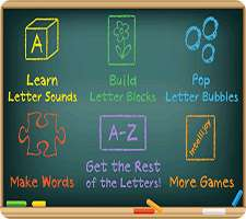دانلود Kids ABC Letter Phonics 1.8.5 آموزش تلفظ الفبای انگلیسی برای کودکان
