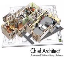 دانلود Chief Architect Premier X6 v16.4.1.20 طراحی نمای داخلی و خارجی ساختمان