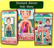 دانلود Stomach Doctor - Kids Game 7.5 بازی آموزشی و علمی برای کودکان