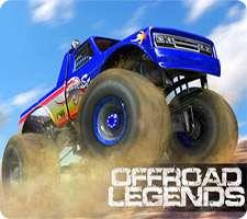 دانلود بازی Offroad Legends 1.3.6 بازی مسابقات ماشین های آفرود در اندروید