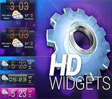 دانلود HD Widgets 4.2.1 مجموعه ویجت های HD در اندروید
