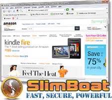دانلود SlimBoat 1.1.54 مرورگر سریع و قدرتمند