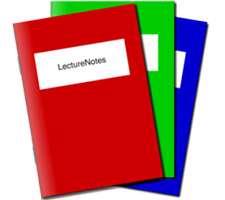 دانلود LectureNotes 2.6.6 یادداشت برداری با دست خط برای اندروید