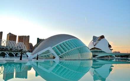 معماری، مدرن، شهر، دریاچه