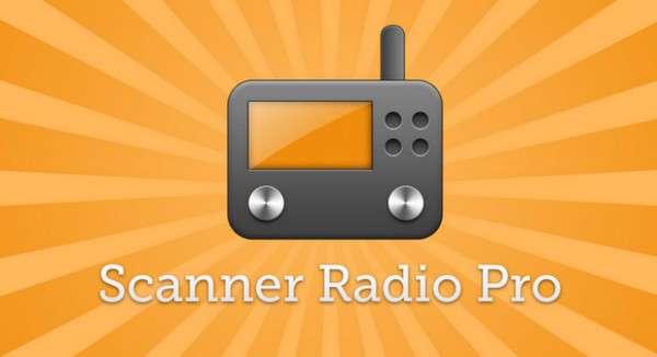 نرم افزار رادیو اسکنر Scanner Radio Pro 4.3.1.3