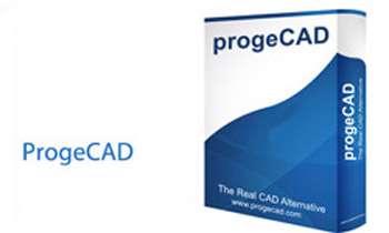 نرم افزار حرفه ای مهندسی و نقشه کشی ProgeCAD Professional