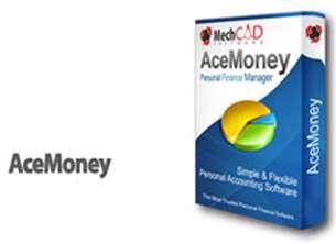 نرم افزار مدیریت امور مالی و حسابداری AceMoney Lite