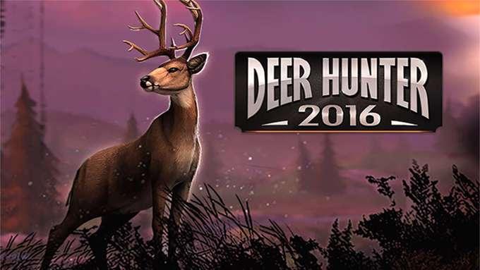 دانلود بازی شکارچی حیوانات Deer Hunter 2016 2.0.4 برای آندروید