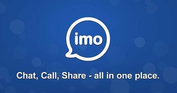 imo-messenger-9.8.00000000057 مکالمه تصویری در دستگاه های آندرویدی با