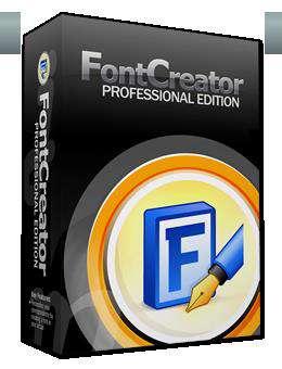 High-Logic.FontCreator.Pro.9.0.0.1901 + portable